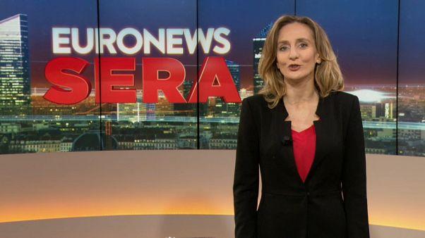 Euronews Sera   TG europeo, edizione di mercoledì 13 novembre 2019