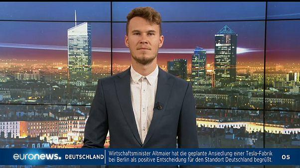 Euronews am Abend | Die Nachrichten vom 13.11.2019