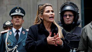 Wer ist Jeanine Áñez (52), die Morales-Nachfolgerin?