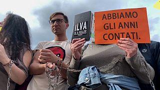 """Piden el cierre de la gigantesca acería Ilva, el """"Chernóbil italiano"""""""