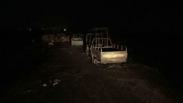 Egitto: grave incendio in un oleodotto uccide almeno 7 persone