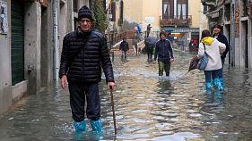 """Venise engloutie un jour ? Le plan """"Moïse"""", censé la sauver, est mal parti"""