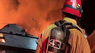 Υπό έλεγχο η φωτιά σε σκάφη στην Γ'Μαρίνα Γλυφάδας