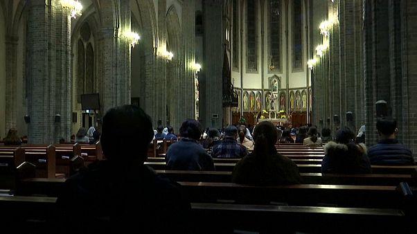 Kilisedeki çocuklara cinsel taciz skandalını soruşturan piskopos cinsel taciz ile suçlandı