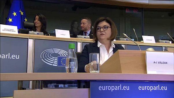 Dall'europarlamento il si a Adina-Ioana Vălean