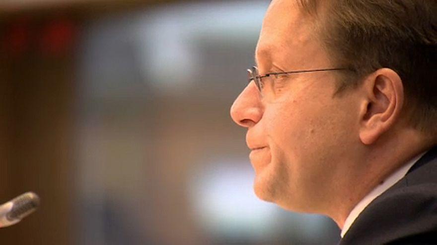 Oliver Varhelyi - Ungarns Mann in von der Leyens Kommission