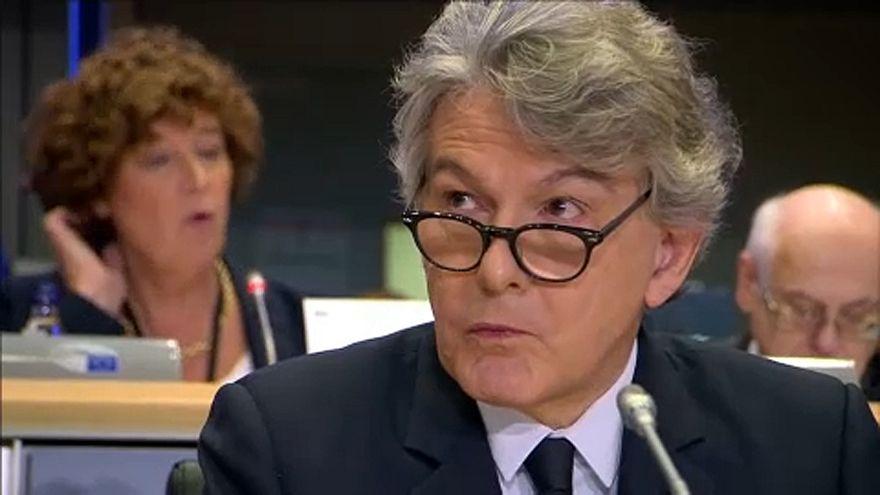 El candidato francés a comisario recibe el visto bueno del Parlamento Europeo