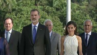 Demokráciát ajánlott a kubai vezetők figyelmébe a spanyol király