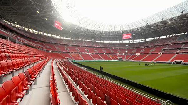 Budapest: Neues Fußballstadion Puskas-Arena wird eingeweiht
