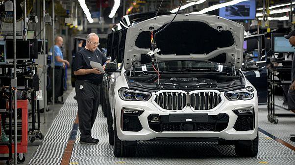 آلمان از دام رکود اقتصادی گریخت