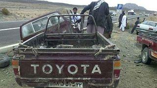 تصادف مرگبار در بلوچستان؛ برخورد دو وانت ۲۸ کشته و ۲۱ زخمی بر جای گذاشت