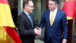 Χάικο Μάας: «Η ΕΕ να ανοίξει την πόρτα της στη Βόρεια Μακεδονία»