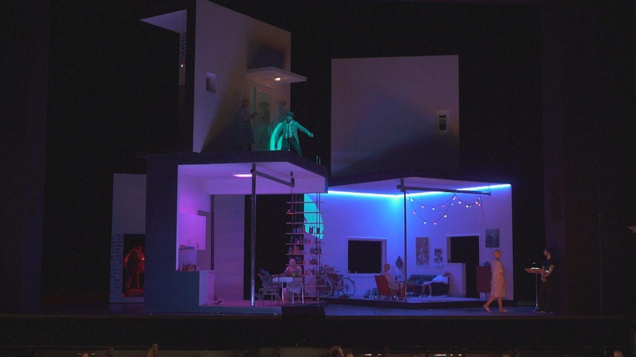 ردپای هیچکاک و فروید در اپرای «شهر مرده»