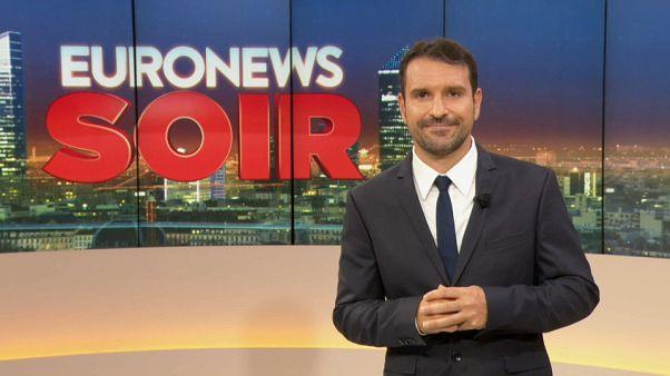 Euronews Soir : l'actualité du jeudi 14 novembre 2019