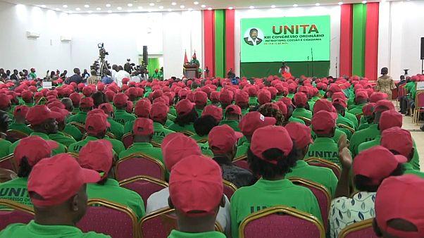13º Congresso da UNITA: Partido elege novo presidente