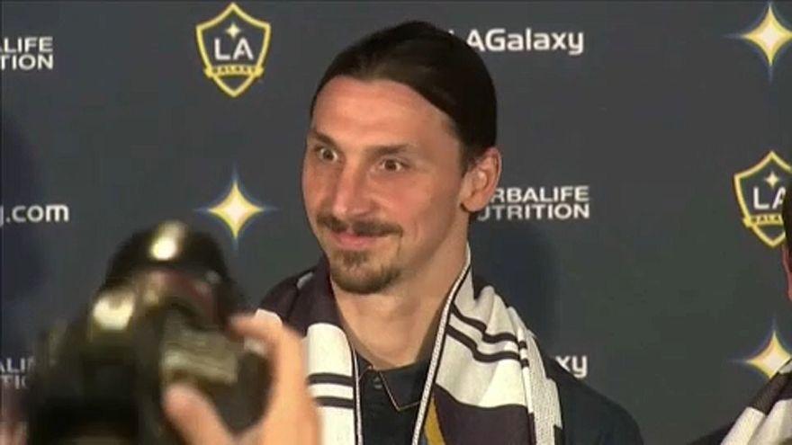 Zlatan Ibrahimović et les Los Angeles Galaxy, c'est fini