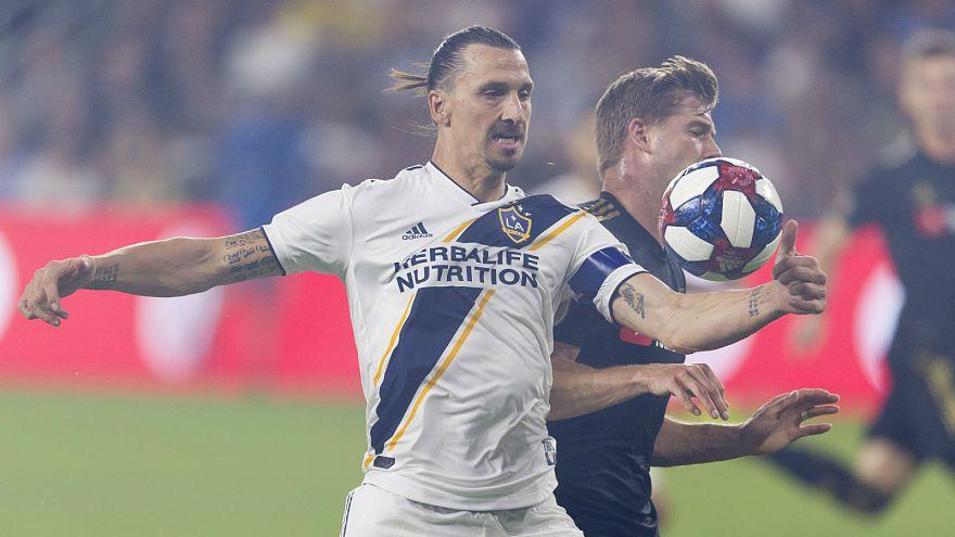 Zlatan deixa LA Galaxy