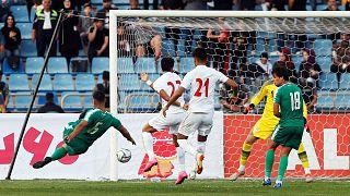 تیم ملی عراق ایران را شکست داد