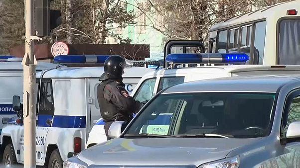 Schießerei an russischer Schule: 1 Toter, drei Verletzte