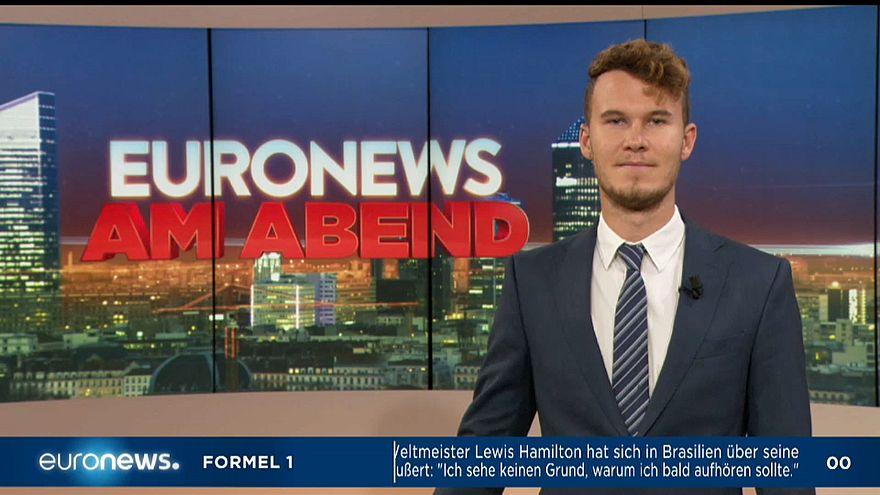 Euronews am Abend | Die Nachrichten vom 14.11.2019