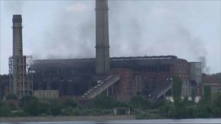 Centrale à charbon en Bulgarie
