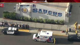 Стрельба в калифорнийской школе