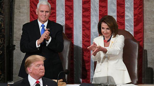 استیضاح در کنگره؛ پلوسی در چه صورت جانشین ترامپ میشود؟