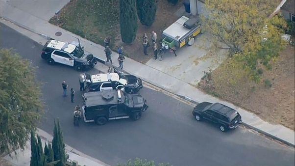 قتيلان وجرحى في إطلاق نار في مدرسة قرب لوس انجلوس وتوقيف المسلح