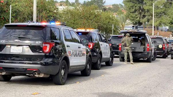 Φονική επίθεση ενόπλου σε σχολείο στην Καλιφόρνια