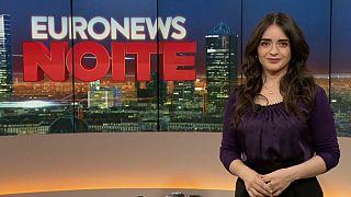 Euronews Noite | As notícias do Mundo de 14 de novembro de 2019