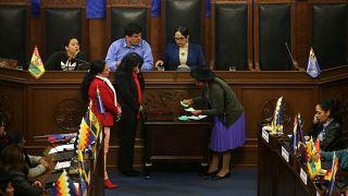 حزب مورالس و دولت موقت بولیوی برای برگزاری انتخابات جدید توافق کردند