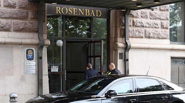 İsveç Başbakanlık ofisi Rosenbad
