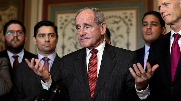 ABD Senatosu Dış İlişkiler Komitesi Başkanı Jim Risch