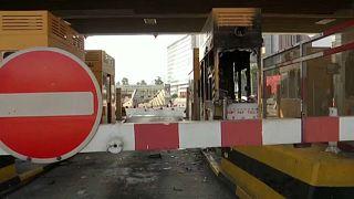 Hongkong: blokád és iskolaszünet