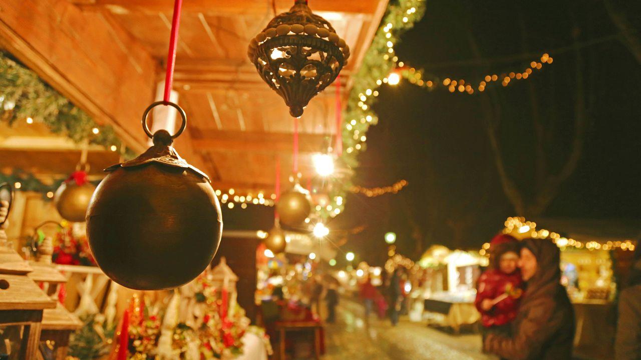 """Govone, in treno al """"Magico Paese di Natale"""""""