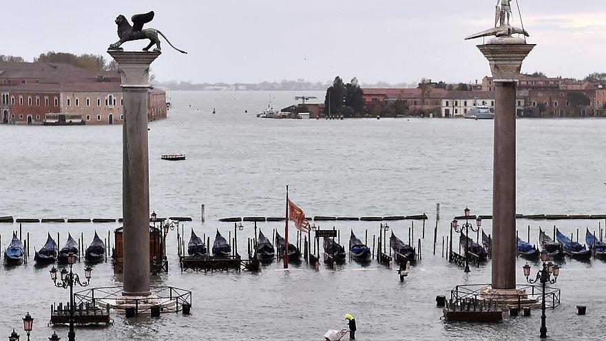 El cambio climático llena de dudas el proyecto MOSE, la gran barrera para proteger Venecia