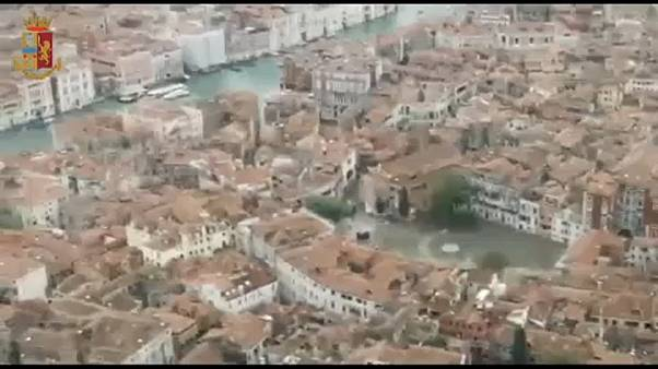 Βενετία: Αντιπλημμυρικά έργα που δεν έχουν ολοκληρωθει 30 χρόνια