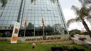 مقر مجمع سوناطراك الجزائر- أرشيف رويترز