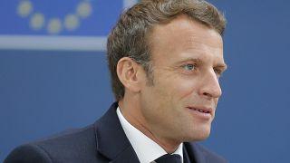 Snapchat-üzenetben szólította fel a francia elnök a diákokat az iskolai zaklatás elleni fellépésre