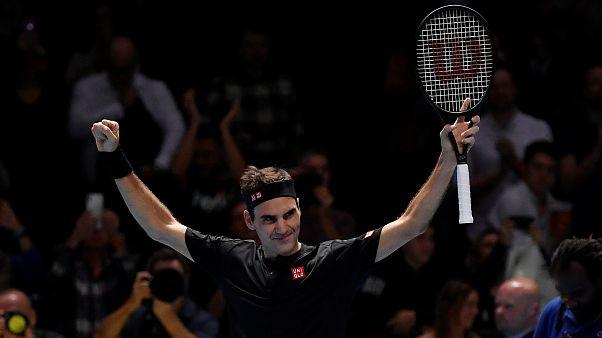 ATP Finals: Federer manda a casa Djokovic
