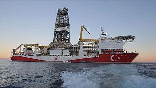 Fatih sondaj gemisi yeni faaliyetine başladı: Rumlardan 'hukuk ihlali' tepkisi