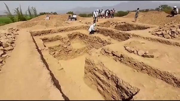 Découverte d'un temple vieux de 3 000 ans au Pérou