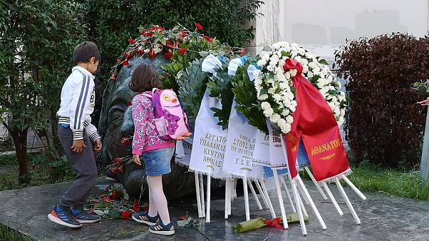 Ξεκίνησαν οι εκδηλώσεις τιμής και μνήμης στο Πολυτεχνείο
