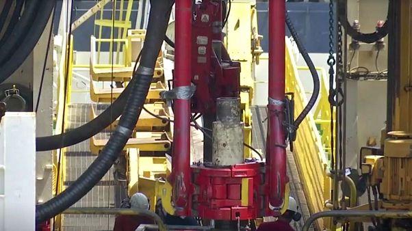 کشتی حفاری نفتی ترکیه