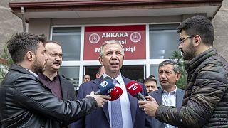 Ankara Büyükşehir Belediye Başkanı Mansur Yavaş hakkındaki davanın ikinci celsesi yapıldı