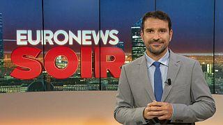 Euronews Soir : l'actualité du vendredi 15 novembre 2019