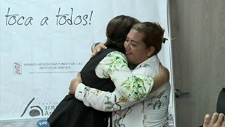 El ADN reúne en Colombia a dos hermanas separadas por la tragedia del Nevado del Ruíz hace 34 años
