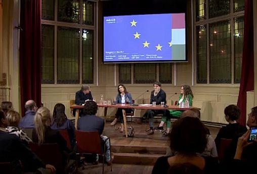 Δημόσια αντιπαράθεση Ουγγαρίας- ΕΕ