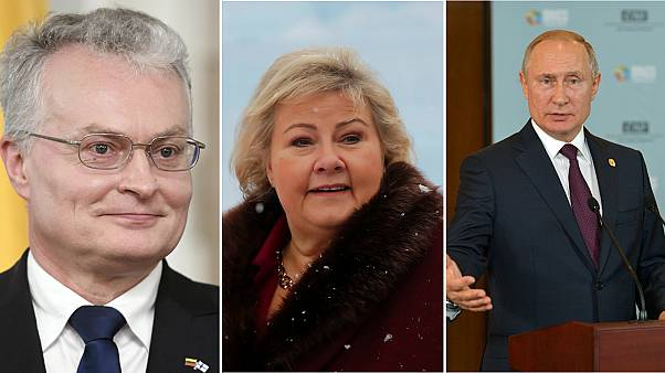 Russia, Lithuania and Norway conduct three-way spy swap