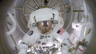 NASA uzun süre uzayda kalan astronotların kan dolaşımıyla ilgili risk tespit etti.